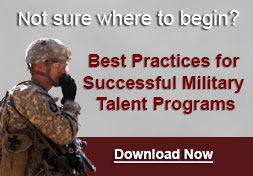 Best Practices for Successful Military Talent Programs